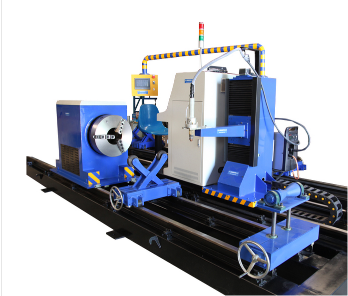 North CNC pipe intersecting line cutting machine