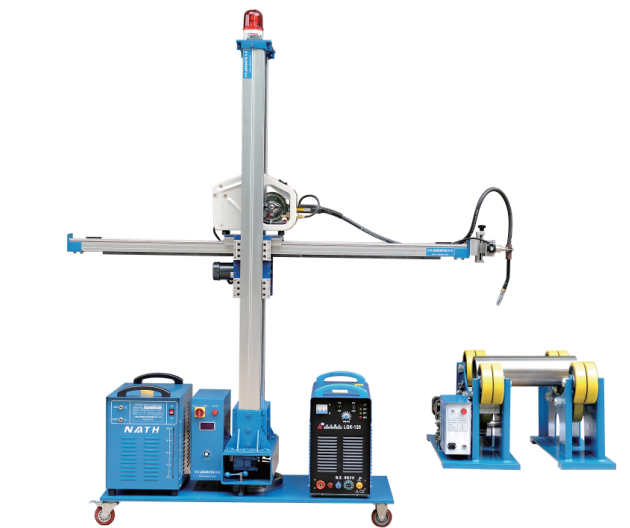 Automatic welding manipulator