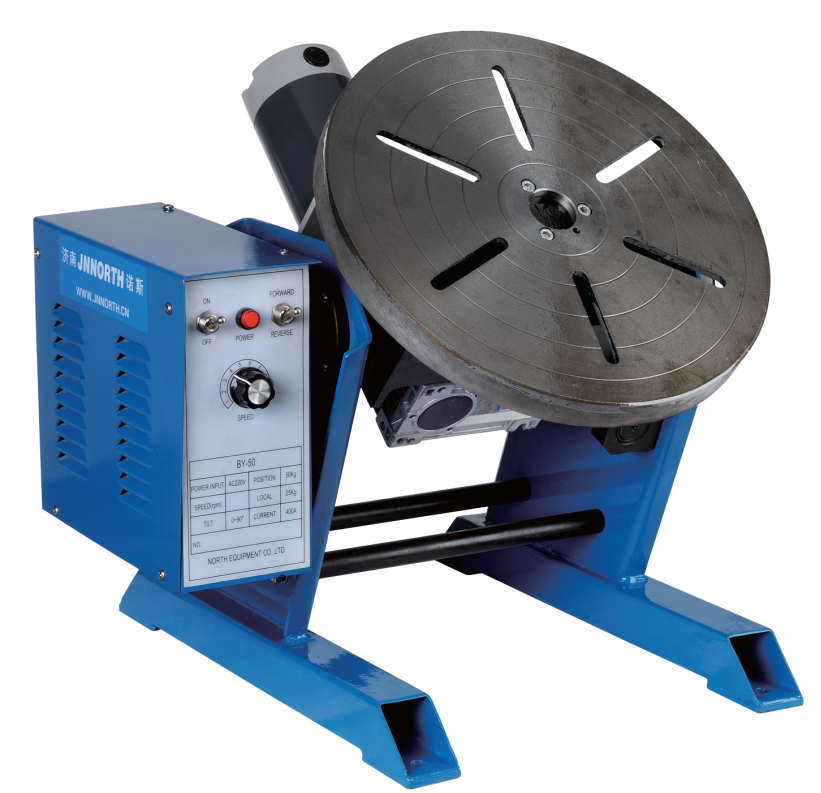 BY-50/BY-100/BY-300 welding positioner
